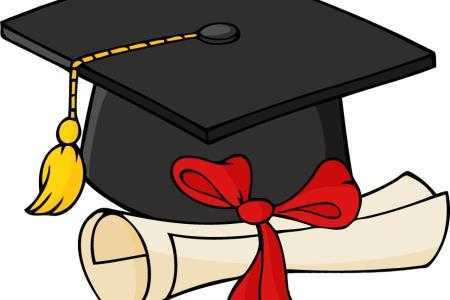 450x300 Huge Collection Of 'cap And Gown Drawing' Download More Than
