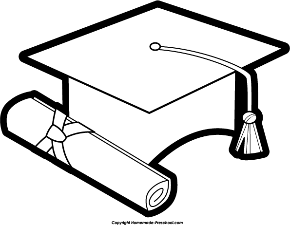 595x462 Collection Of Free Graduation Clipart Drawing Bean Clipart