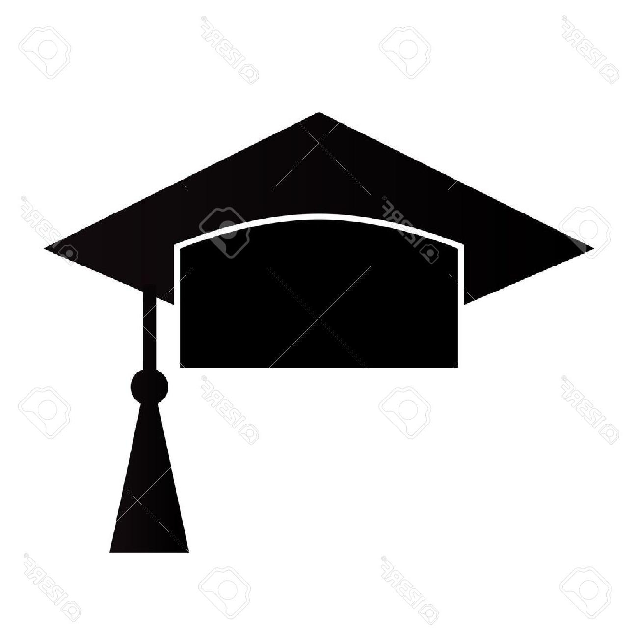 1300x1300 Graduation Cap Drawings Free Download Clip Art