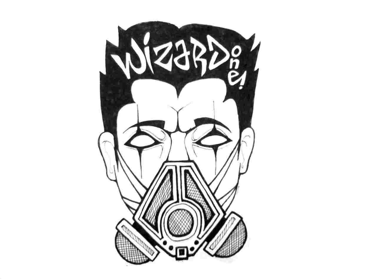 1264x948 Drawing To Draw A Gas Mask Graffiti Character Youtuberhyoutubecom