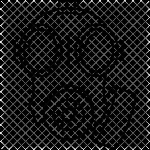 512x512 Gasmask Drawing Huge Freebie! Download For Powerpoint