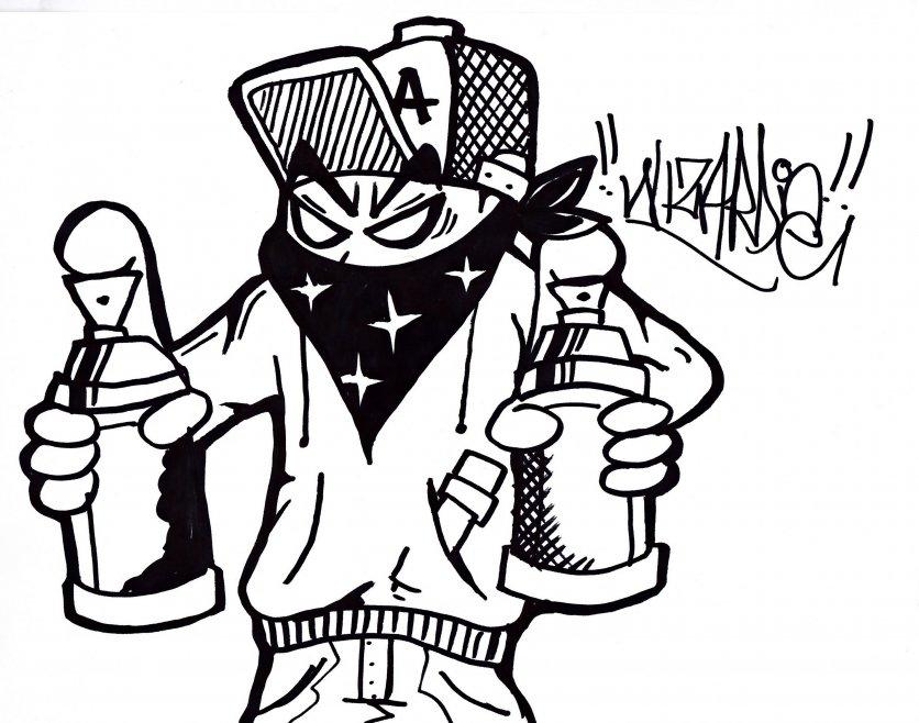 836x658 Maxresdefault Graffiti Gas Mask Characters Part Of Artistic