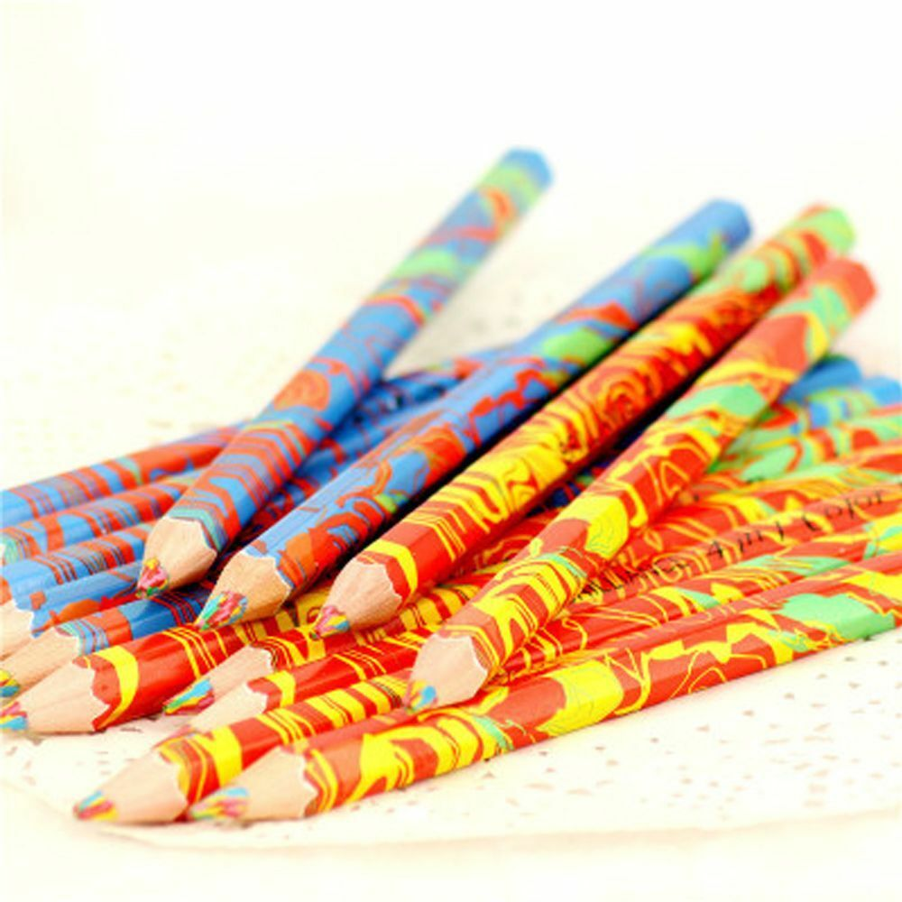 1000x1000 rainbow pencil art drawing lead pencil colored pencils pencil