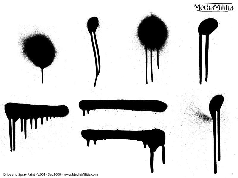 800x600 Graffiti Paint Drip Transparent Png Clipart Free Download