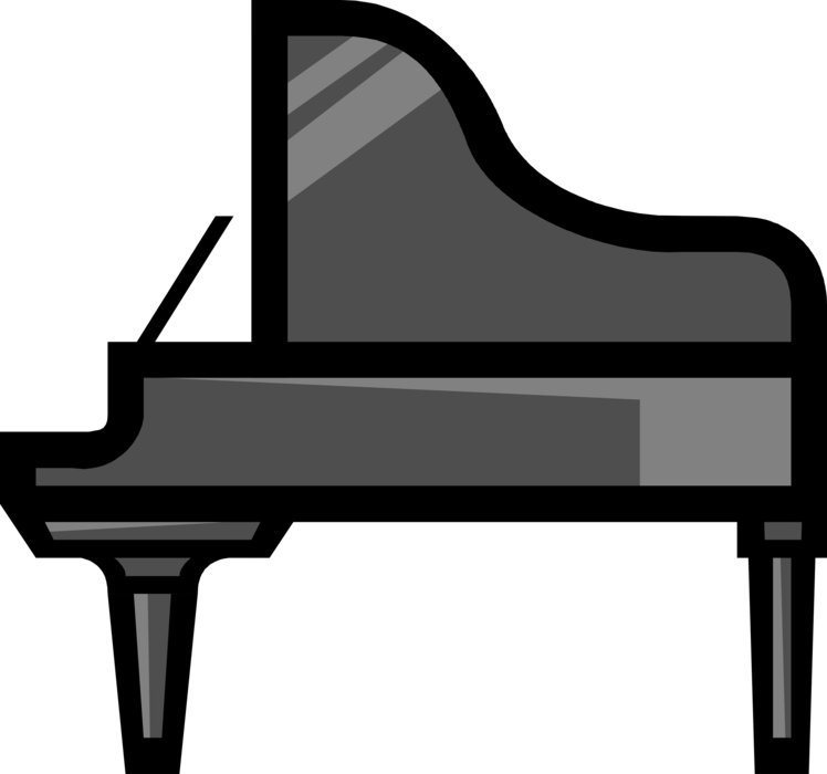 748x700 Collection Of Free Piano Vector Top View Download On Ui Ex