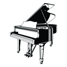 236x236 Best Piano Images Baby Grand Pianos, Plan Drawing, Log Projects