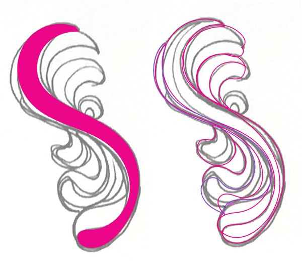 600x545 Graphic Design Make Hand Drawn Patterns Free Adobe Illustrator