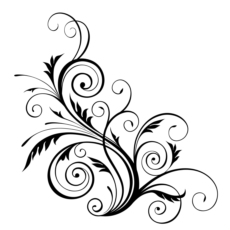 3000x3000 Techniques Of Drawing Swirls