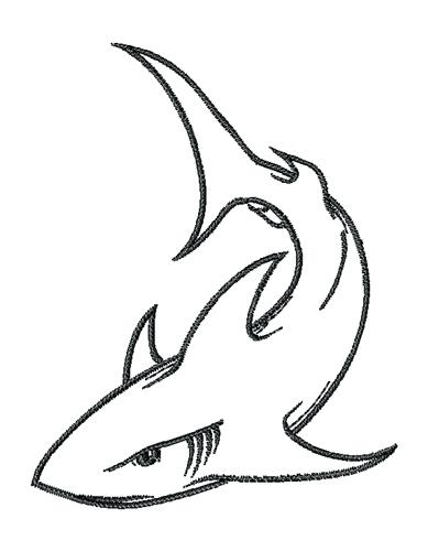 389x500 great white shark outline great white shark great white shark