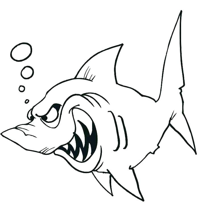 700x782 shark coloring book coloring shark coloring pages printable book