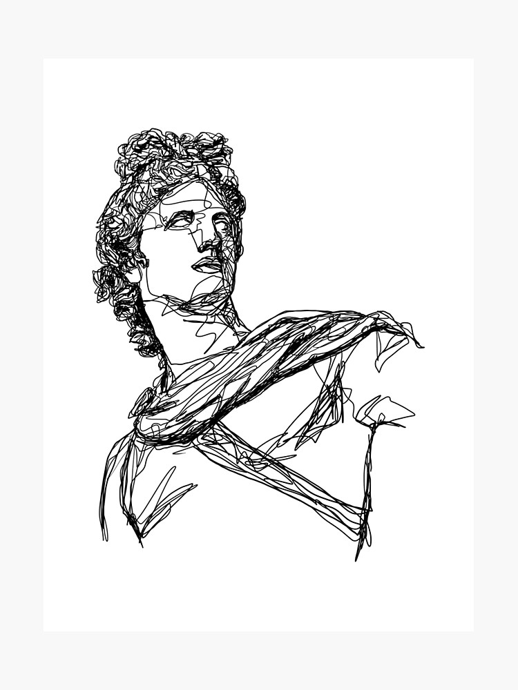 Greek Gods Drawing | Free download on ClipArtMag