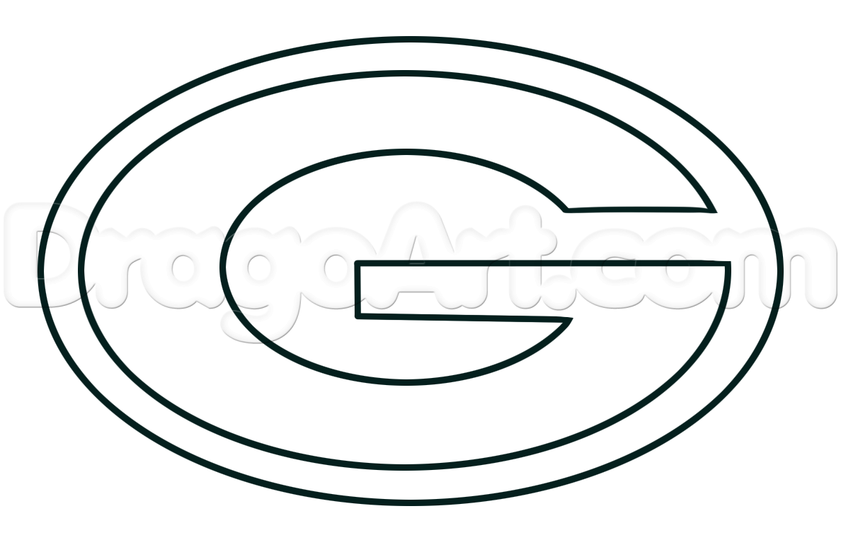1188x770 how to draw the green bay packers step green bay packers