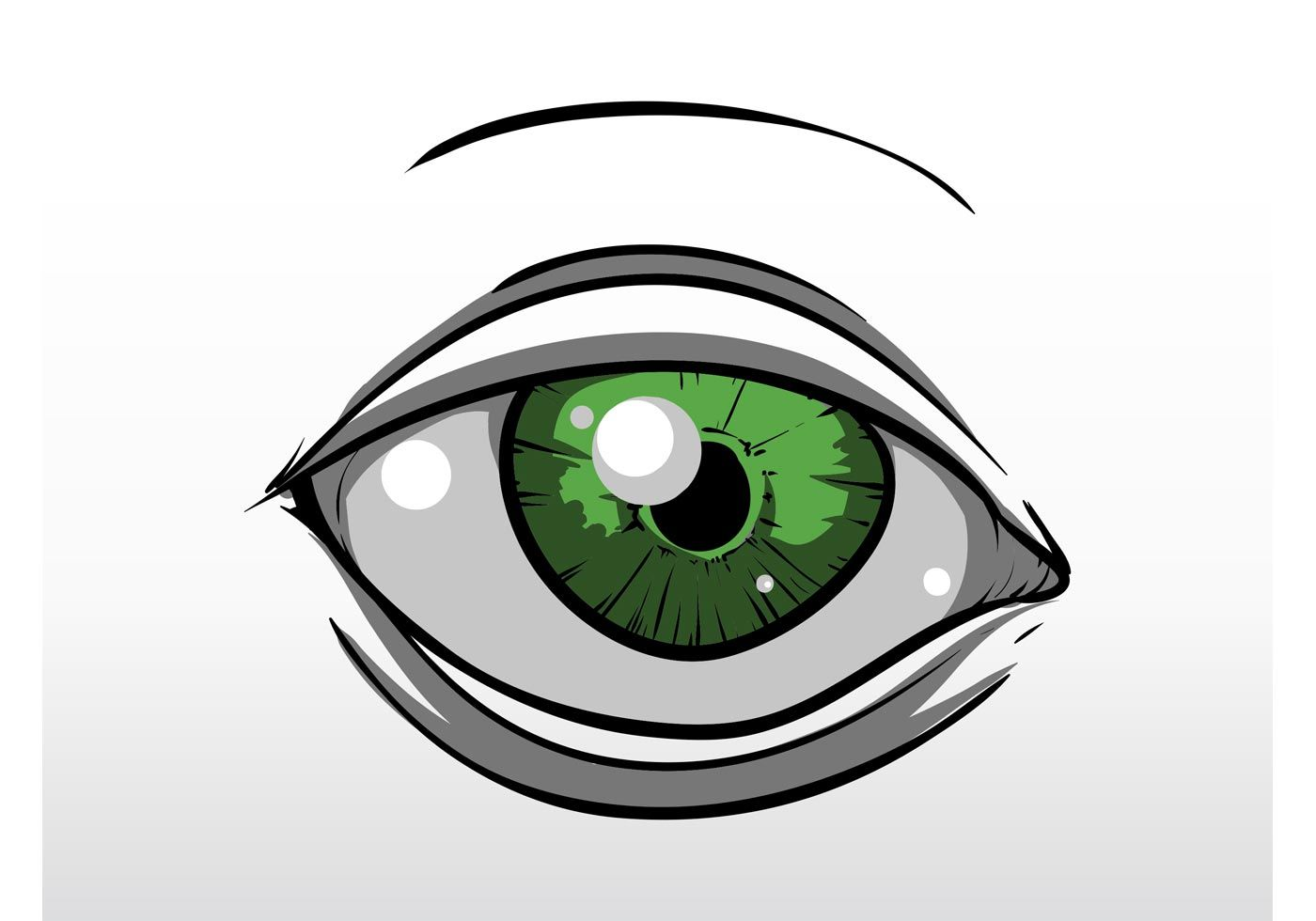 1400x980 green eye illustrator green eyes, eyes, green