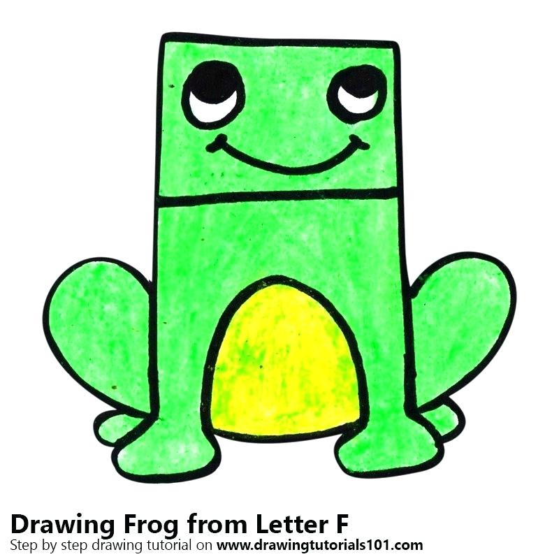 800x800 how to draw a frog how to draw a frog drawing a tree frog step