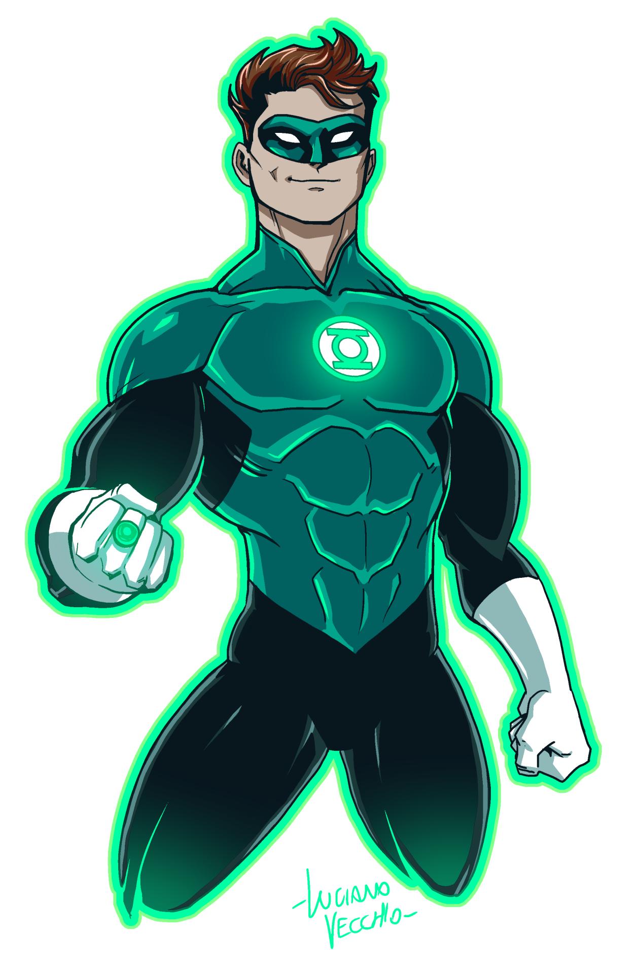 1260x1920 Green Lantern Hal Jordan Rebirth Dc Comics Green Lantern Hal