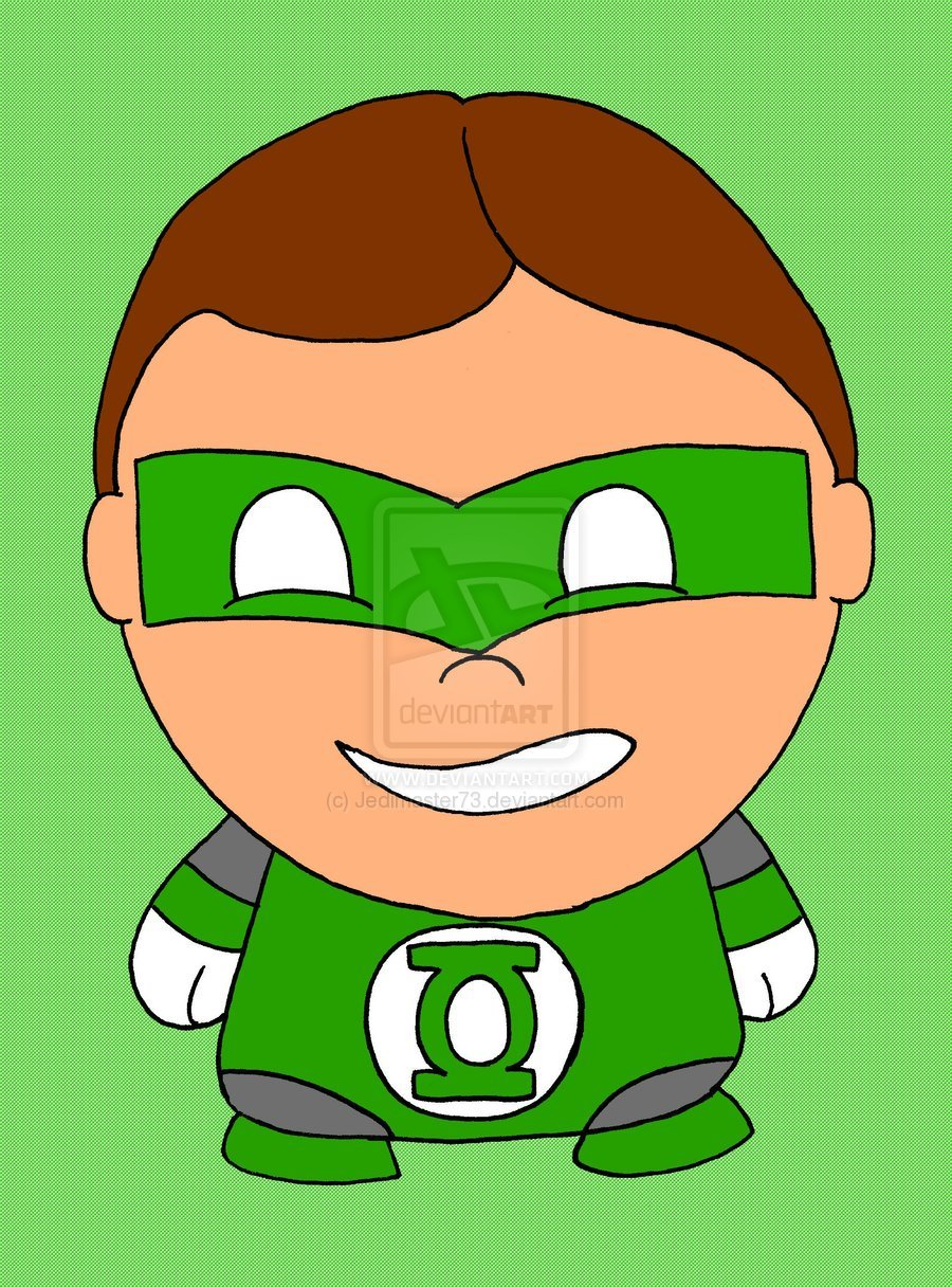 900x1216 Green Lantern Chibi Pictures And Ideas On Weric