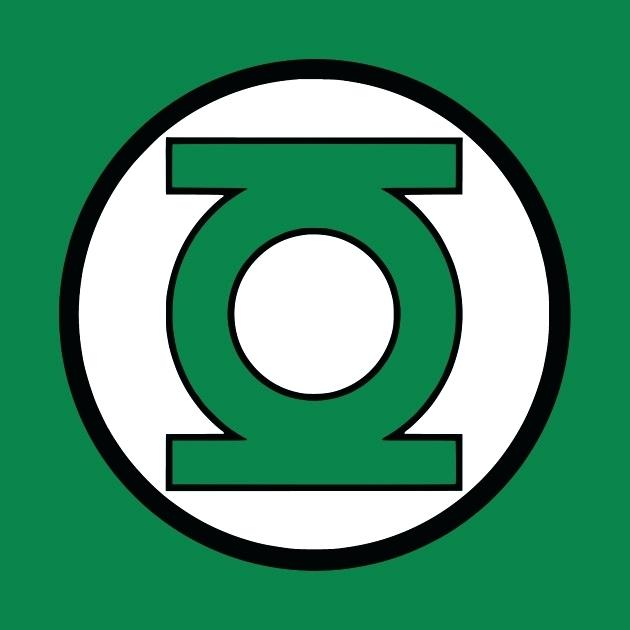 630x630 Unique Green Lantern Logo And Cooper Big Bang Theory Green Lantern