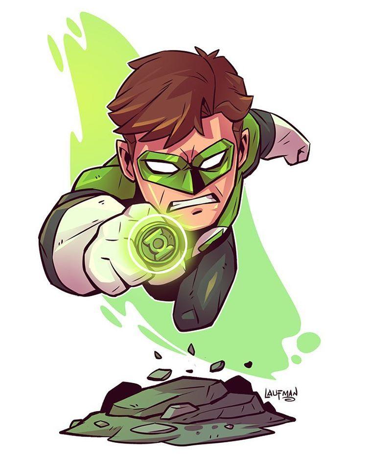 750x937 Chibi Green Lantern