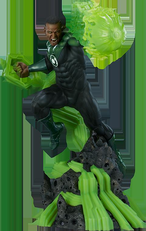 480x758 Dc Comics Green Lantern Premium Format