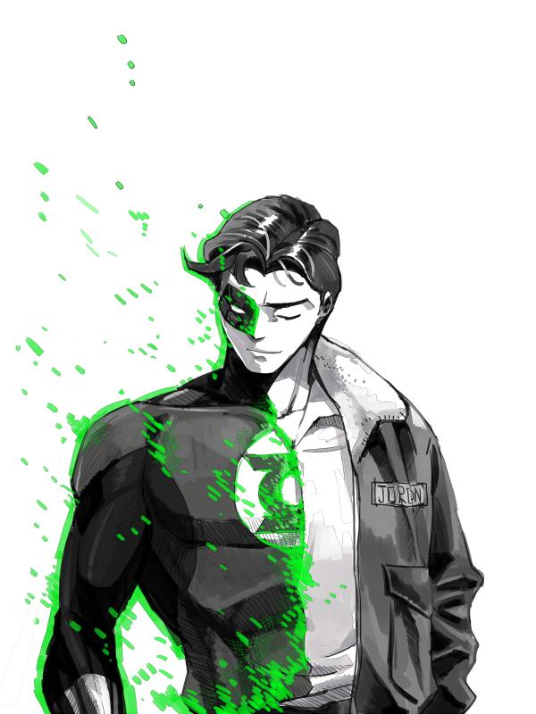 600x800 Dc Hal Jordan