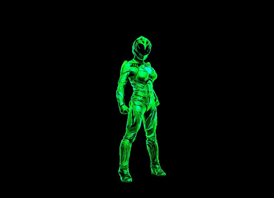 903x654 My Green Ranger Concept Art For Power Rangers