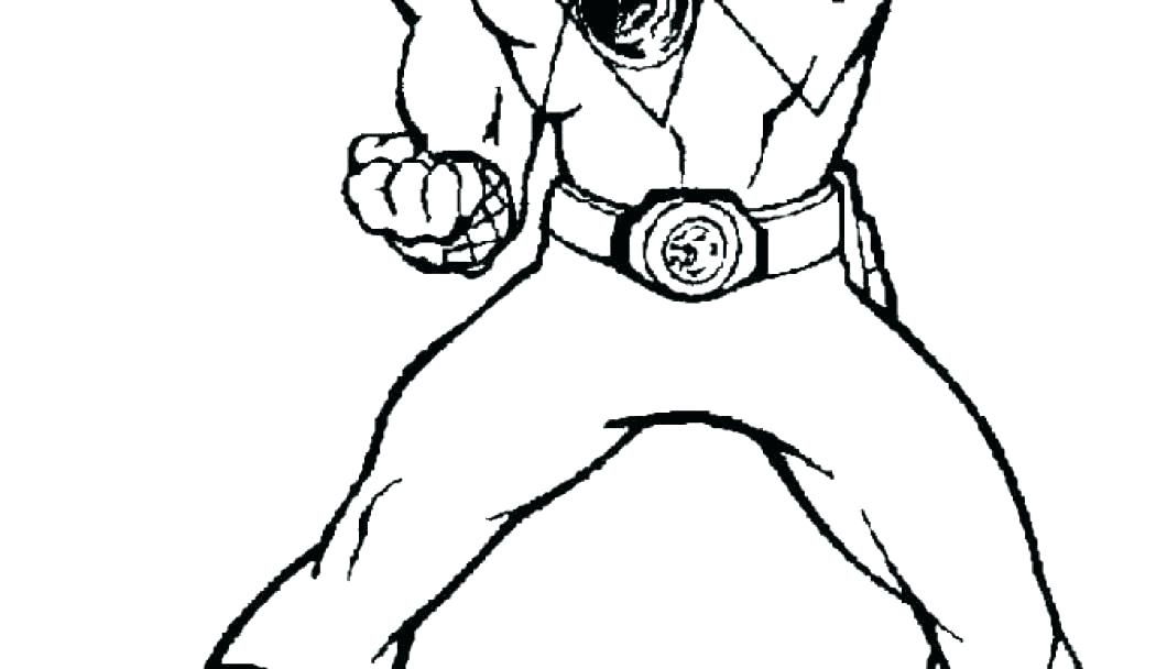1060x608 Power Rangers Coloring Pages Games Green Ranger