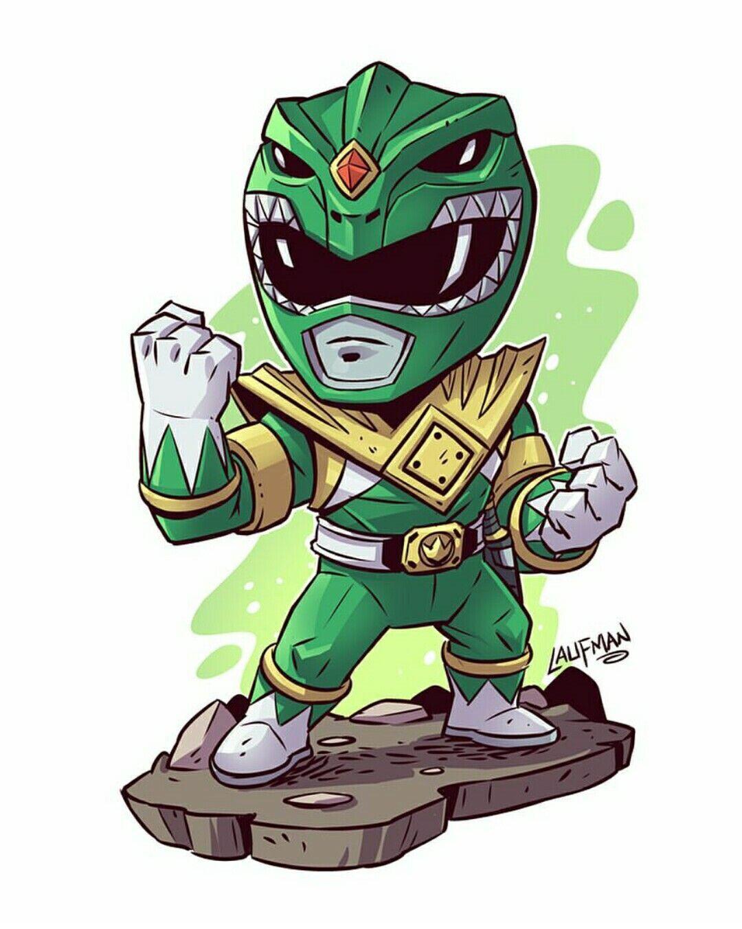 1080x1353 Power Rangers Ranger Green