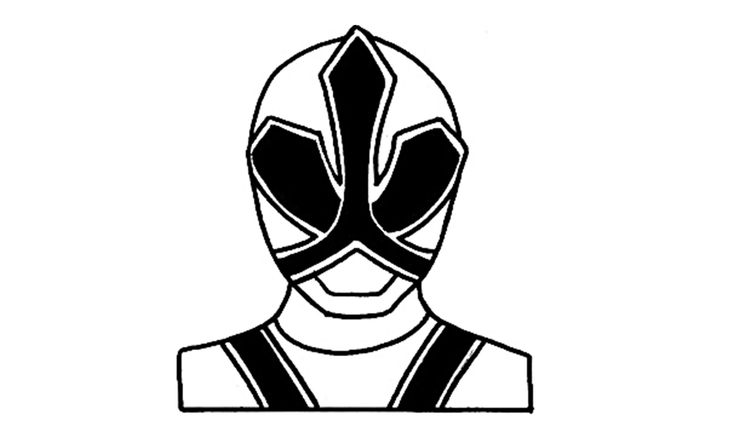 1500x886 Collection Of 'power Rangers Drawing' Download More Than