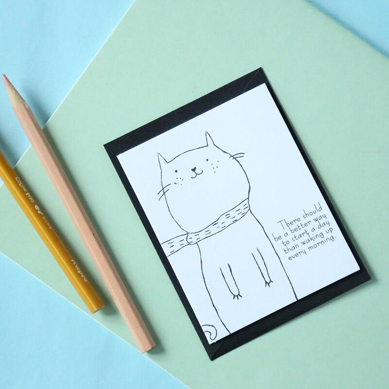Greeting Card Drawing