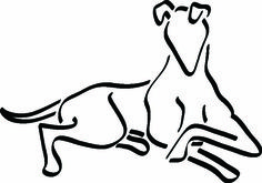 236x165 Desirable Greyhound Whippet Digital Art Clip Art Images