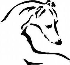 234x216 Image Result For Greyhound Line Drawing Jacqueline Whippet