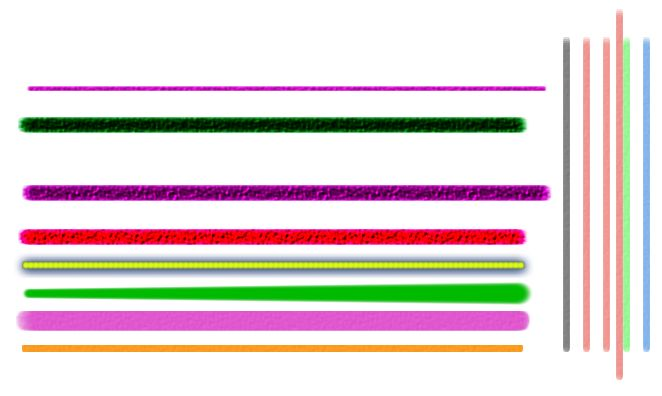 662x396 drawing straight lines, horizontal or vertical lines