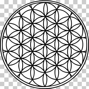 310x310 free download sacred geometry overlapping circles grid symbol