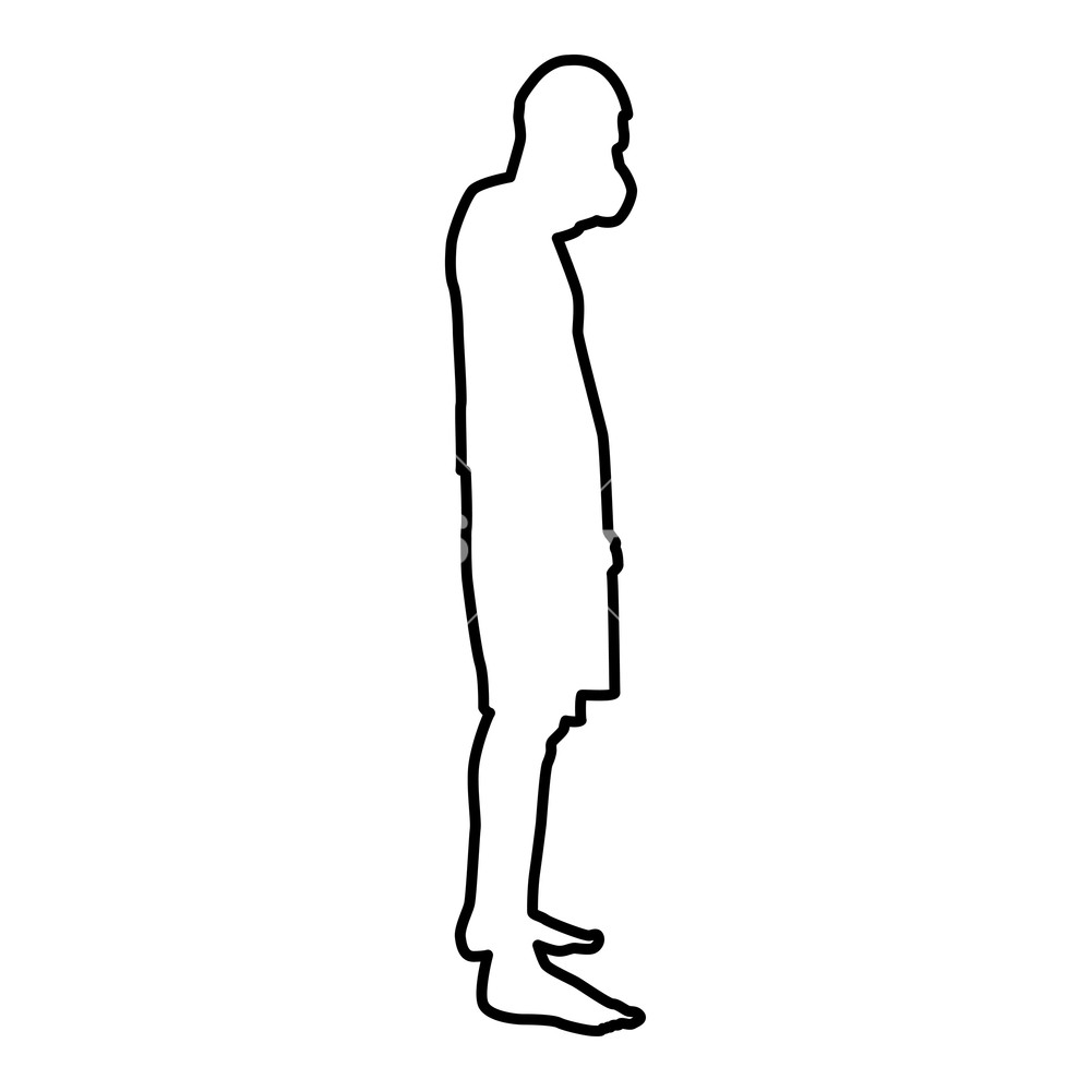 1000x1000 Man Covering His Mouth Silhouette Concept Close Mouth Shock Grief