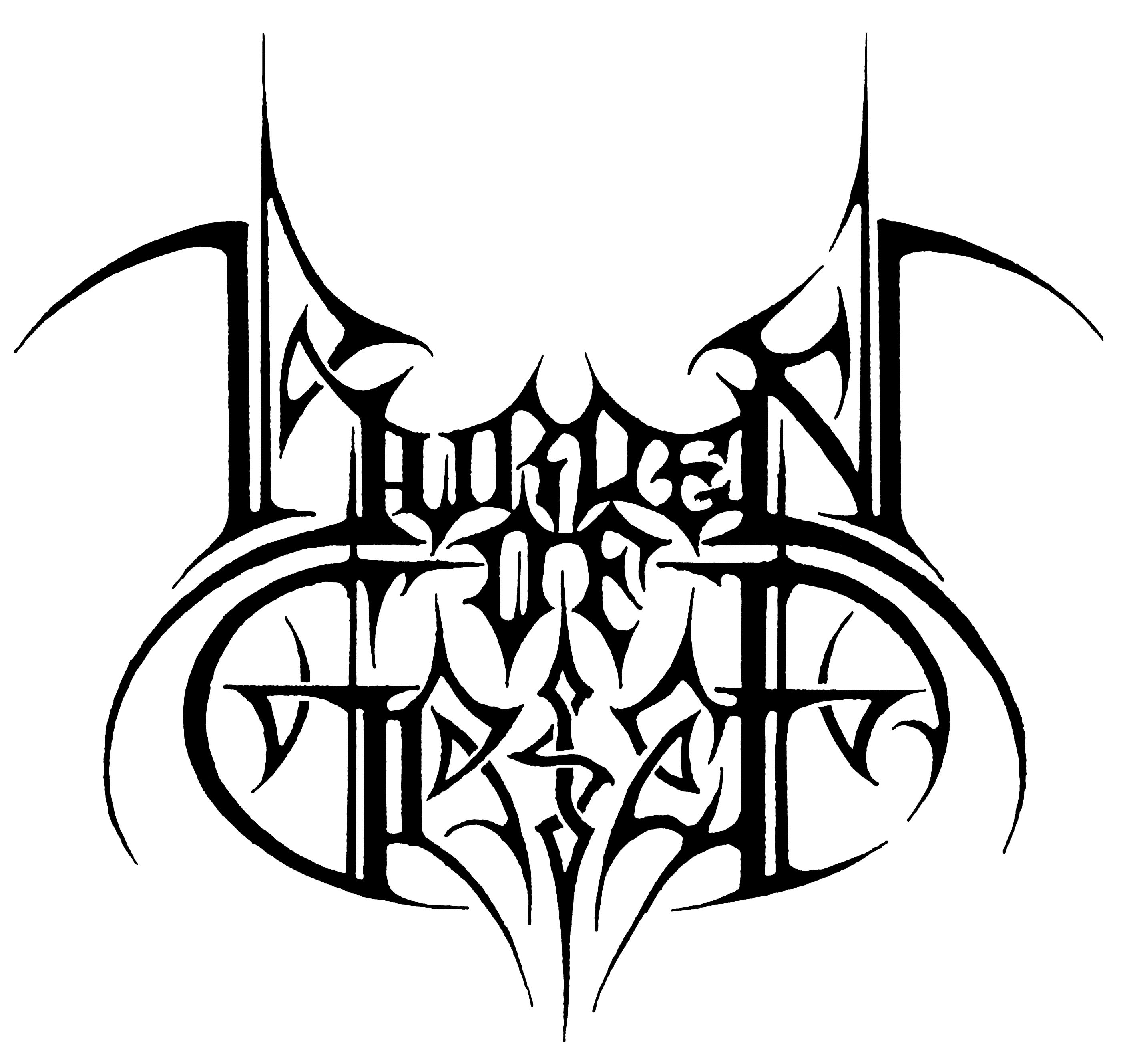 2800x2655 burden of grief logo metal design metal band logos, metal, logos