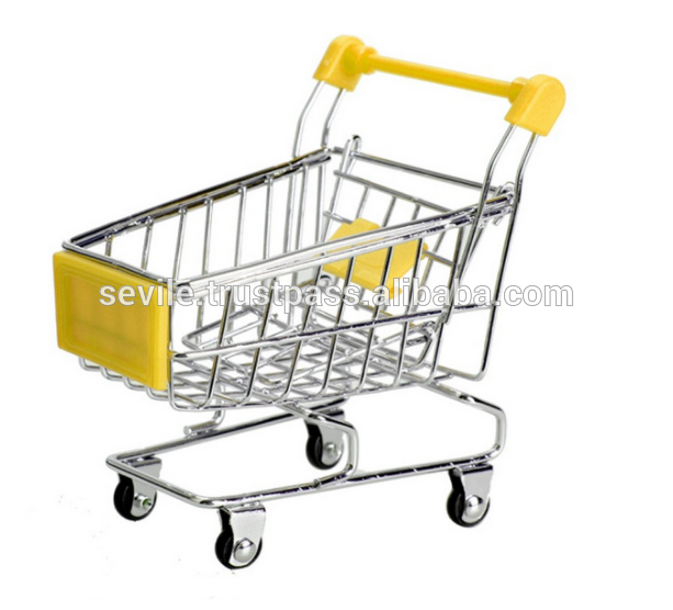 613x556 high quality promotional shopping mini cart,trolley mini grocery