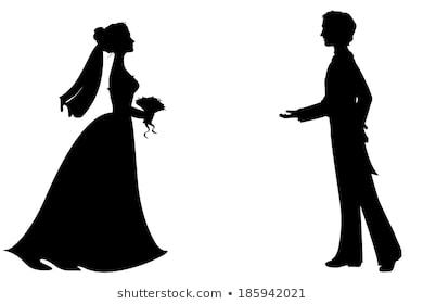 390x280 Huge Collection Of 'groom Silhouette Clip Art' Download More Than