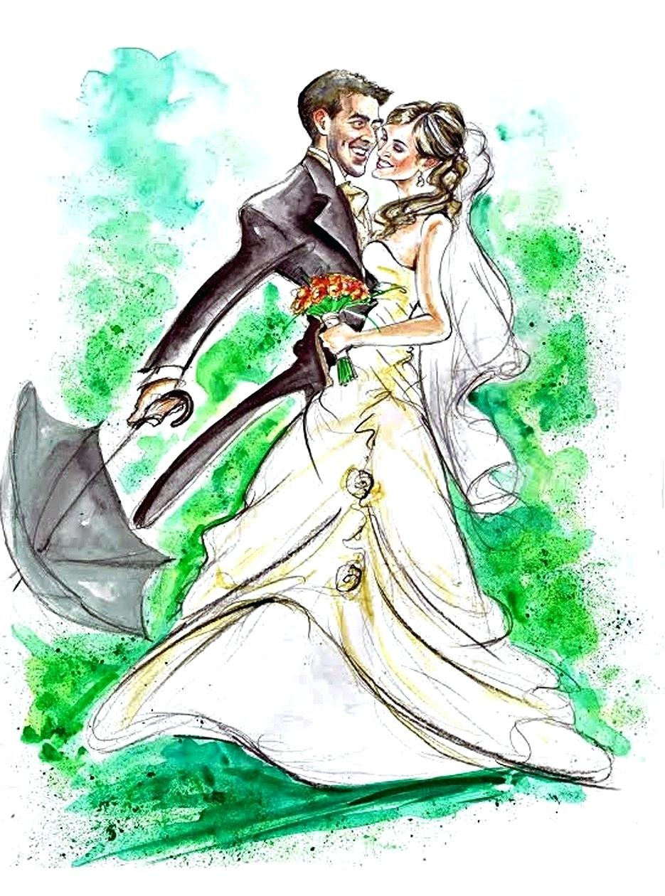 935x1260 Wedding Drawing Wedding Drawing Pictures