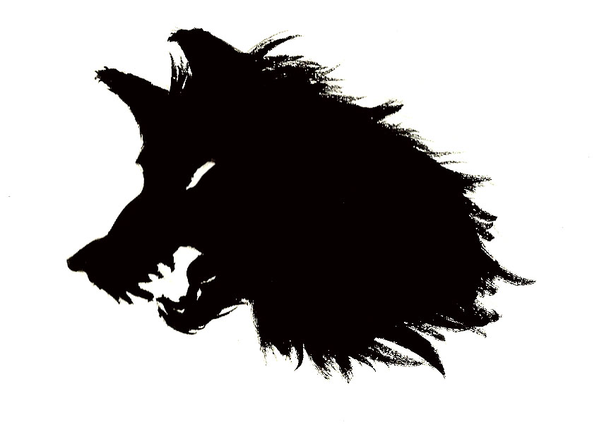 855x632 wolf howling howling wolf head clipart free clip art images dnd