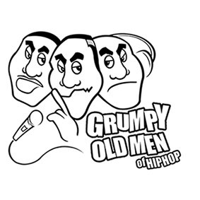 283x283 Grumpyoldmenofhiphop On Twitter Grumpy Old Men Of Hip Hop Radio