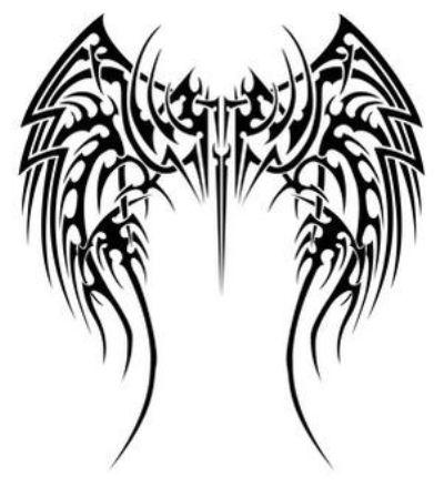 Guardian Angel Tattoo Drawing Free Download Best Guardian Angel