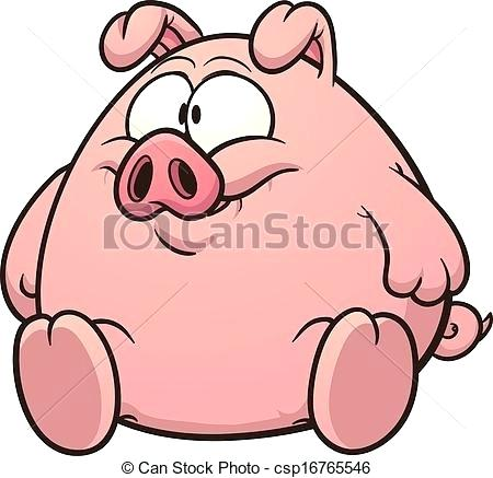 450x437 pig drawing cartoon how to draw a simple pig guinea pig drawing