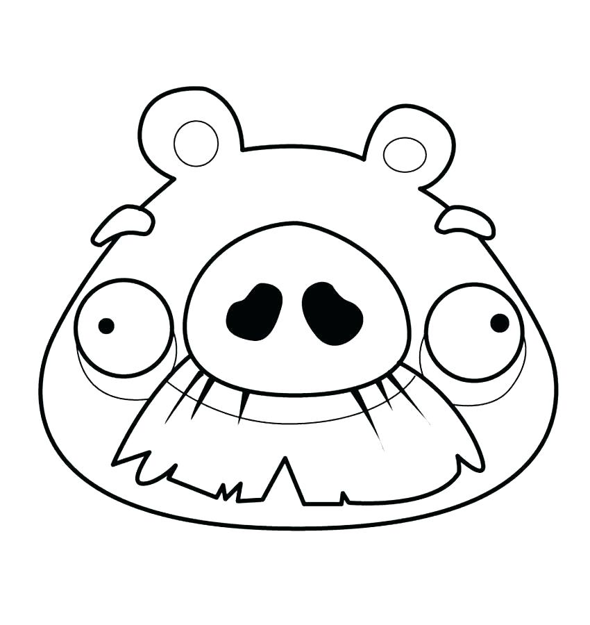 850x900 cartoon pig coloring pages cartoon pig coloring pages guinea pig