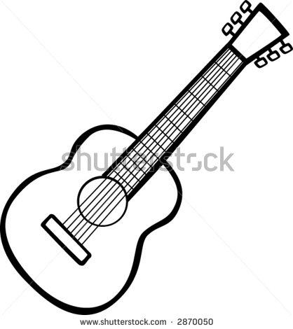 418x470 acoustic guitar clipart acoustic guitar clip art