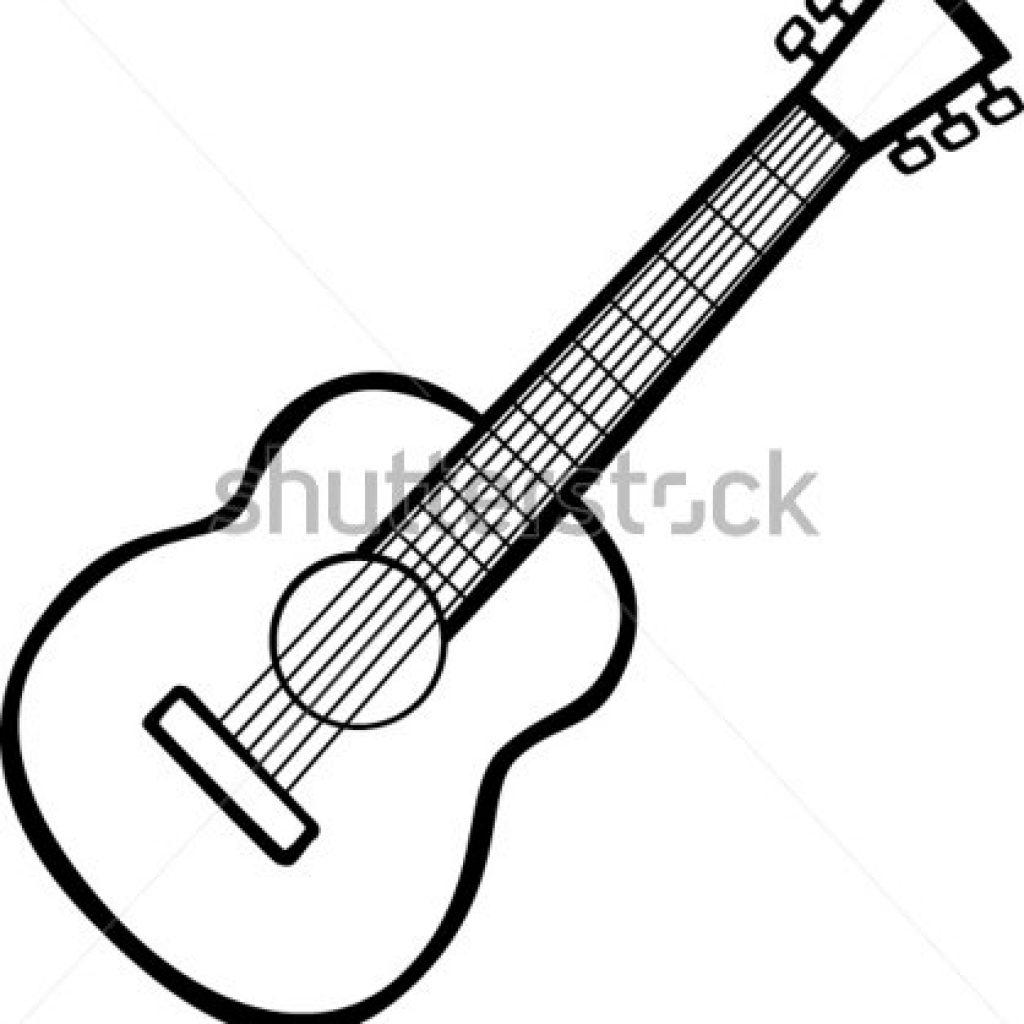 1024x1024 Acoustic Guitar Clipart Dog Clipart House Clipart Online Download