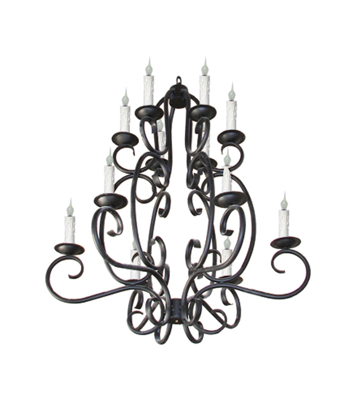705x793 ch twelve light chandelier