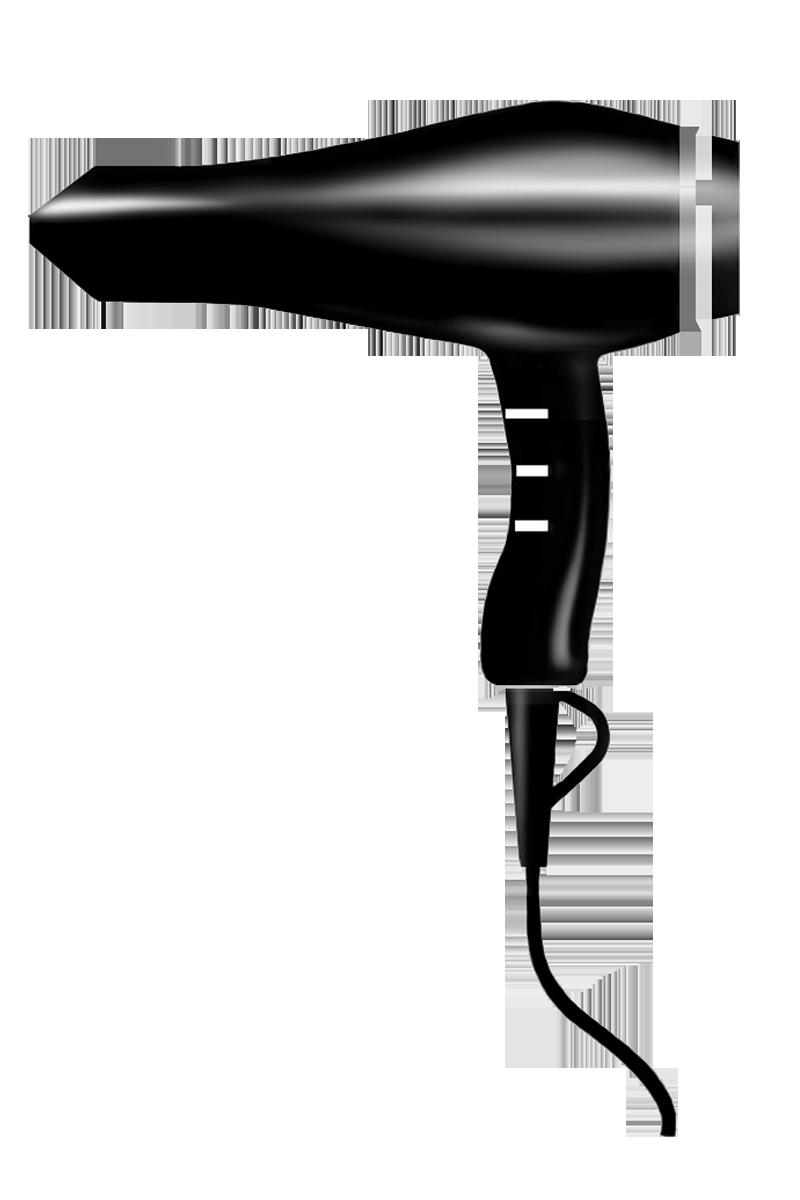 Hair Dryer Drawing