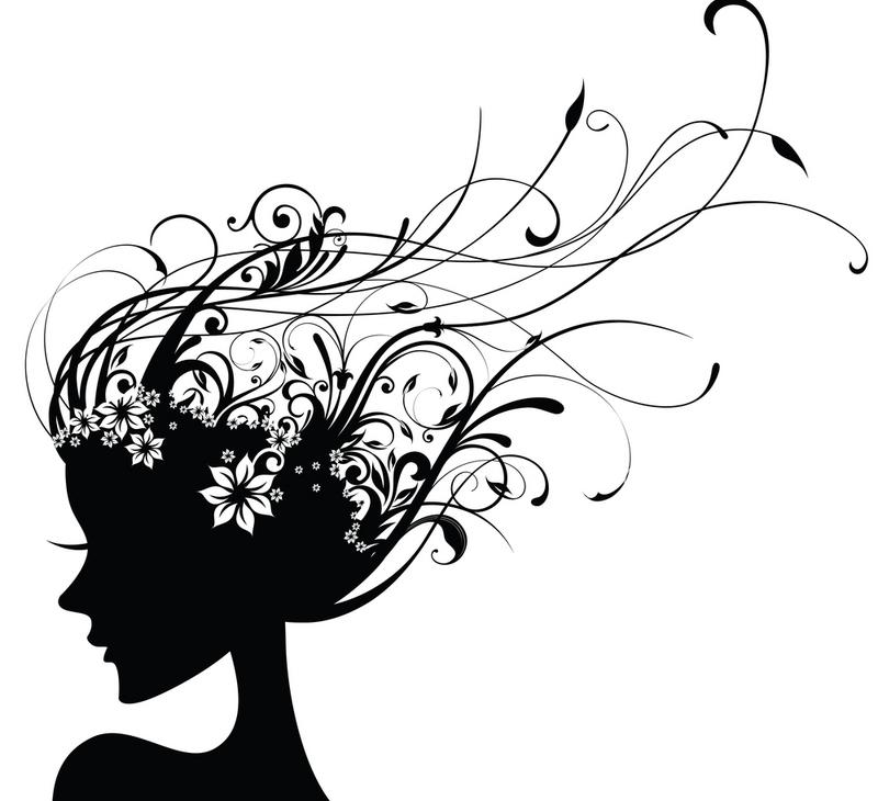 Hair Salon Drawing
