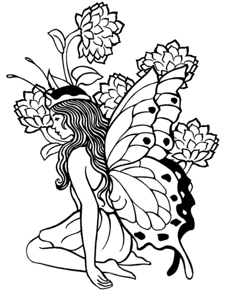 Free Downloadable Coloring Pages for Adults with Dementia ... | 1024x794