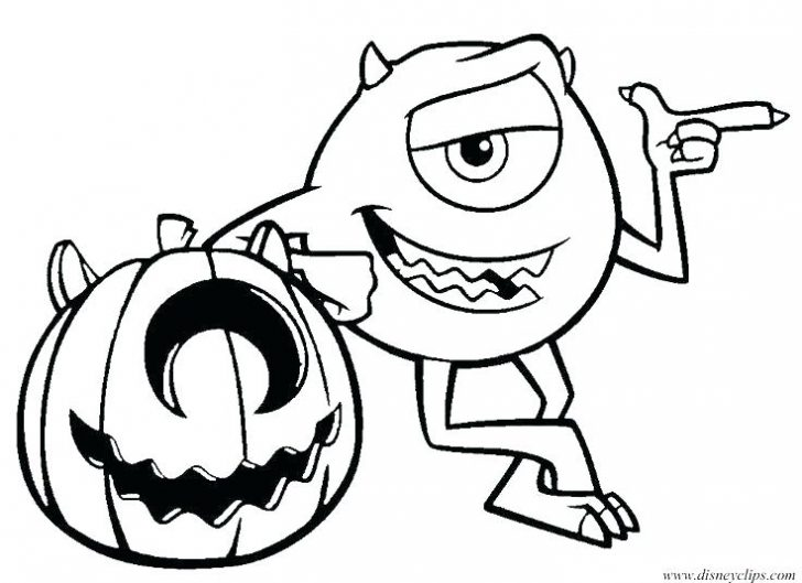 728x529 Cute Halloween Ghost Coloring Pages Free Printable Printables